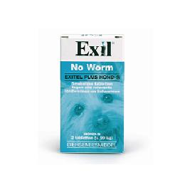Exil No Worm Hond
