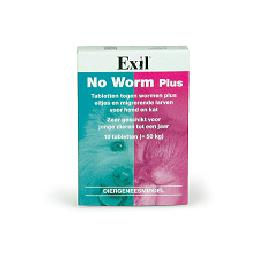 Exil No Worm Plus