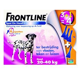 Frontline Spot On Hond